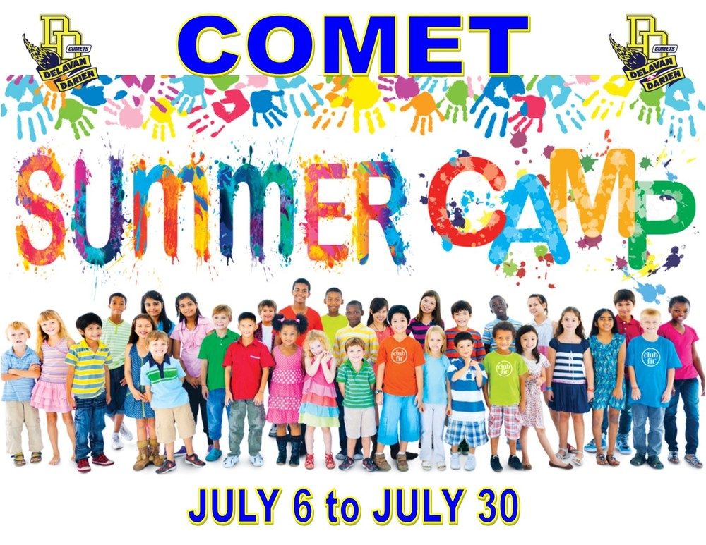 Comet Summer Camp-July 6-30