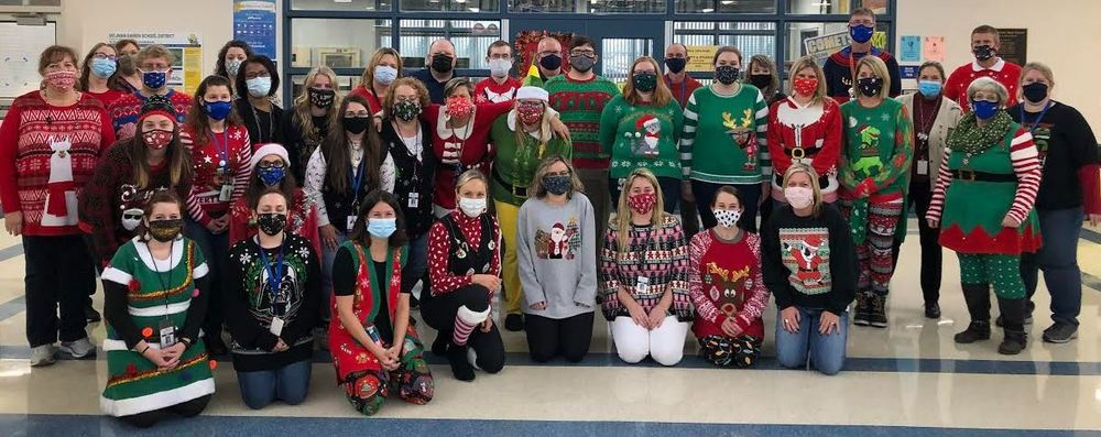 Happy Holidays from DDHS