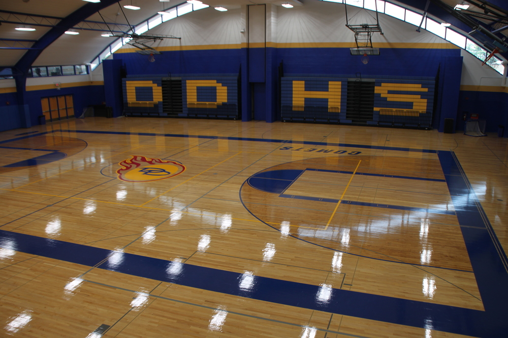 DDHS Gym Renovations