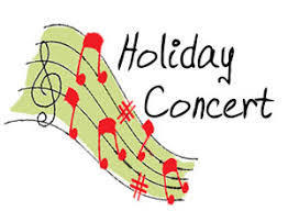 Holiday Concert Details