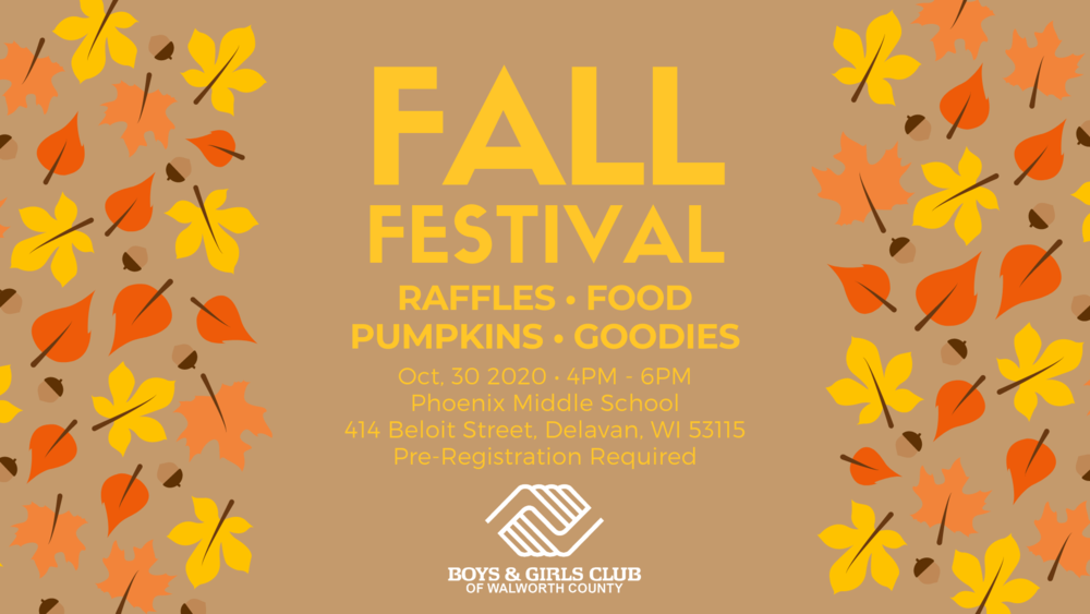 Boys and Girls Club Holds Fall Festival for All