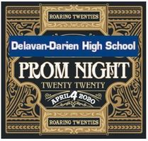 DDHS to Celebrate PROM 2020