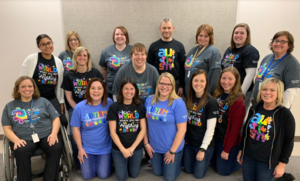 DDHS Celebrates Autism Awareness Month
