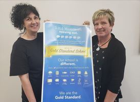 DDHS Achieves Gold Standard