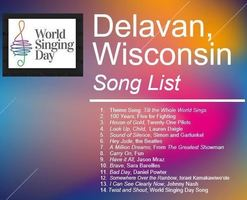 World Sing Day - Delavan
