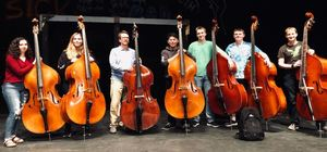 DDHS Bass Players Receive Extra Support