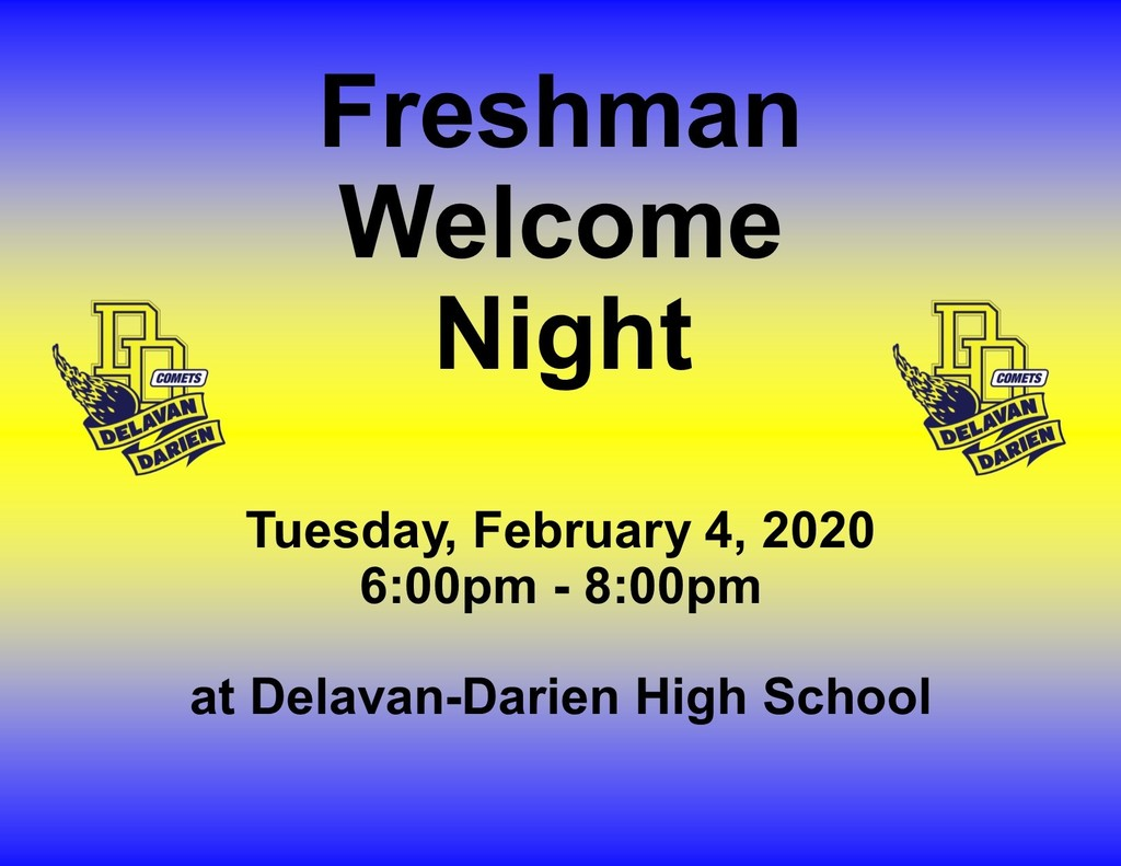 Freshman Welcome Night Event