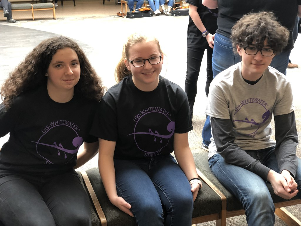 UWW Honors Orchestra Students