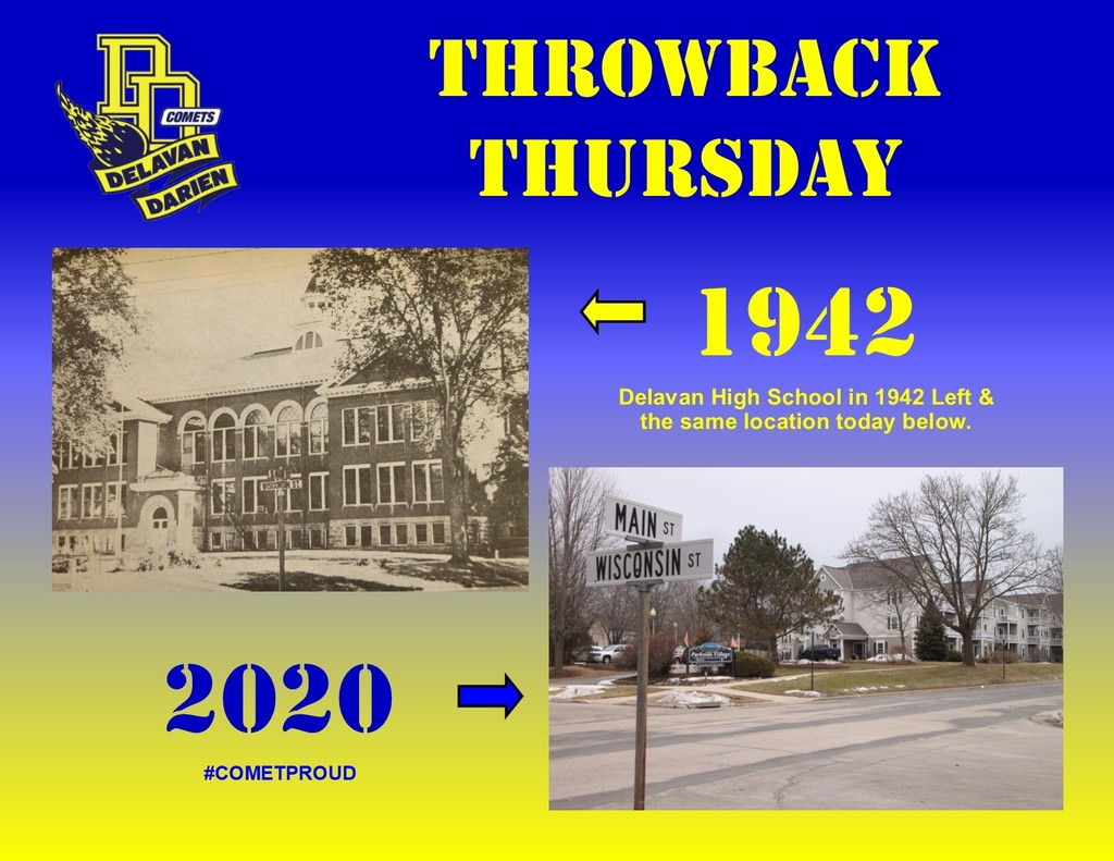 Throwback Thursday-3-5-2020