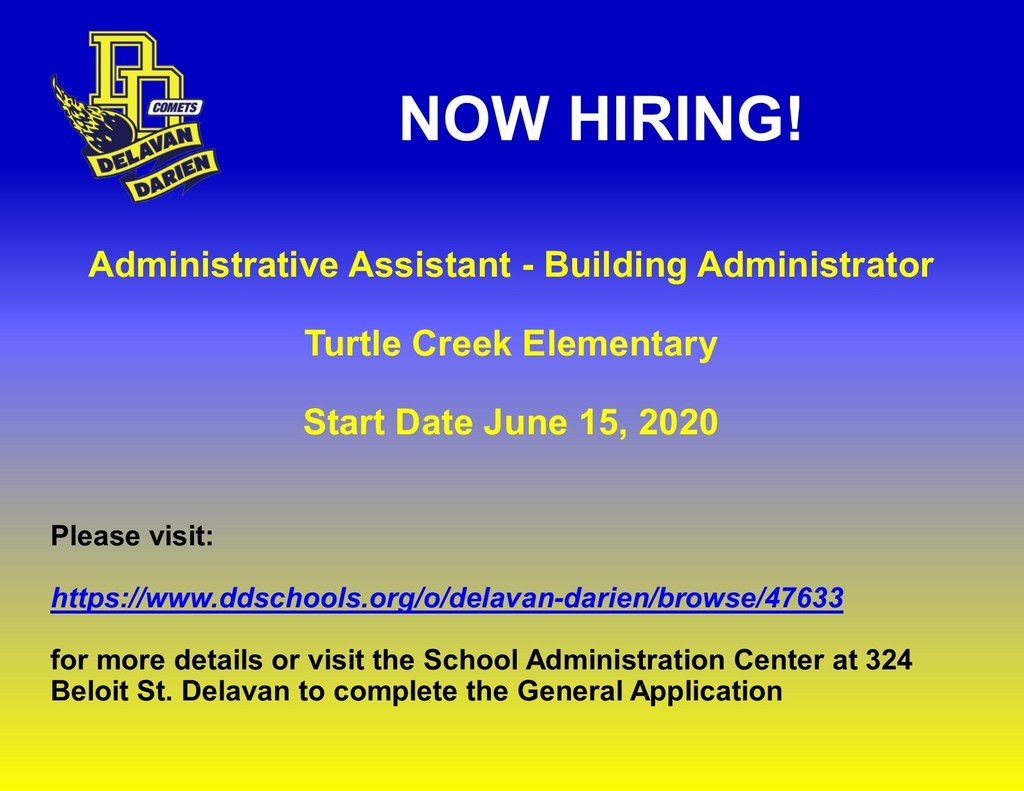 TC Administrative Assistant