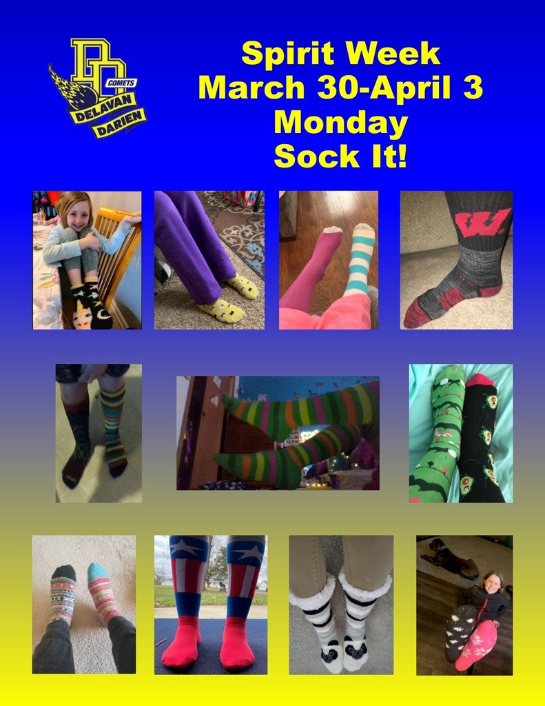 Sock It Day-1